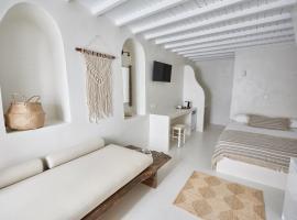 Blanco Rooms Mykonos, hotel near Little Venice, Mikonos