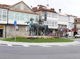 Hotel Cais, hotel en Baiona