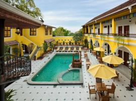 Forte Kochi, accessible hotel in Cochin