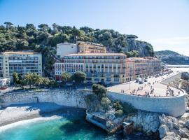 Hotel Suisse, hotel in Nice