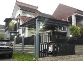 Villa Pesanggrahan Kusuma Batu