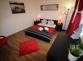 Smart City Prague Apartment