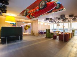 Park Inn by Radisson Dubai Motor City, hotel in Dubai