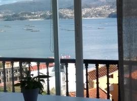 Apartamento con vistas en Raxó