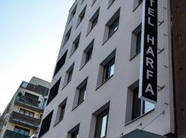 Hotel Harfa, hotel in Prague