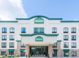 Wingate by Wyndham Niagara Falls, accessible hotel in Niagara Falls