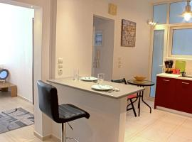 Luxury apartment near to Panathenium Stadium