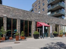 Charlottehaven Garden, hotel near Parken Stadium, Copenhagen