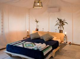 Cozy Private Glamping