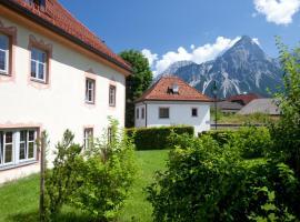 Postschlössl, hotel near Zugspitzbahn - TalStation, Lermoos