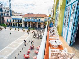 "Suite Plaza Vieja, ""Luxury Holiday in Old Havana"""
