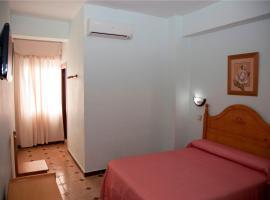 Hostal París, hotel cerca de Aeropuerto de Gibraltar - GIB,