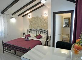 Kuzma Rooms and Apartments