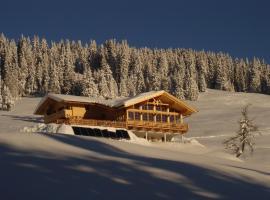 Mecki's Dolomiten Panorama Stubn, Hotel in der Nähe von: Schoberköpfl, Debant