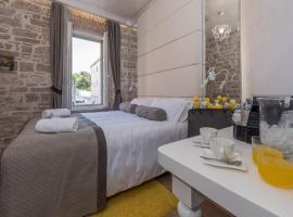 Zara Palace - design rooms