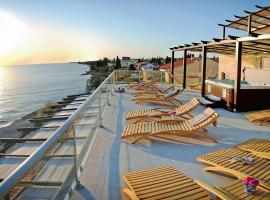 Hotel Delfin, hotel in Zadar