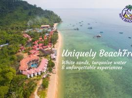 Paya Beach Spa & Dive Resort, Hotel in Pulau Tioman