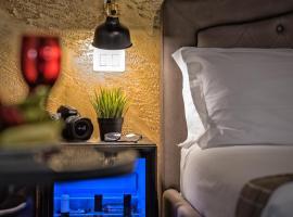 Navona Jacuzzi Rooms