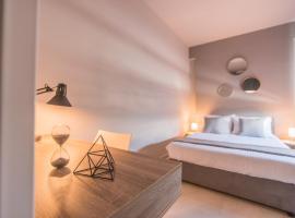 Luxury Patra City Studio, apartment in Patra