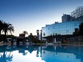 Silken Al-Andalus Palace, Hotel in Sevilla