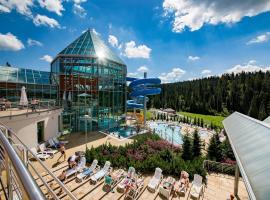 Hotel BUKOVINA, hotel near Kasprowy Wierch Mountain, Bukowina Tatrzańska