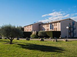 Ibis Budget Bollene, hotel near The wine University, Bollène