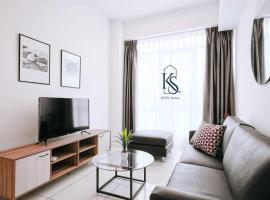 KEEN Suites@Sutera Avenue