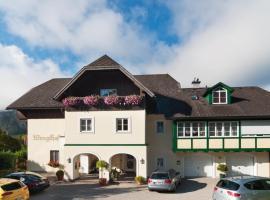 Hotel Garni Wenglhof, Hotel in Sankt Gilgen