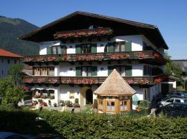 Pension Wörndl, Hotel in Fuschl am See