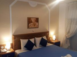 Pantheon Deluxe Apartments, hotel near Seven Springs, Archangelos