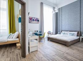 Budapest Passage 2: Budapeşte'de bir Oda ve Kahvaltı