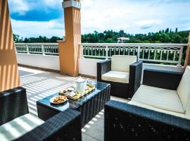 Villa Miranda, pet-friendly hotel in Gouvia
