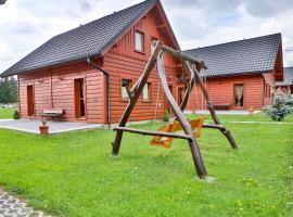 Domki w Istebnej – hotel w pobliżu miejsca Złoty Groń Ski Lift w Istebnej