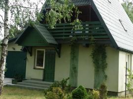 RÓŻANA 15 Zielony domek
