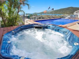 Ocean View Studio 49A, hotel in Airlie Beach