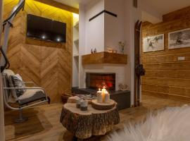 Nosalowski Wypas, hotel near Kasprowy Wierch Mountain, Zakopane
