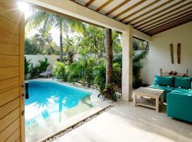 Senang Private Villa