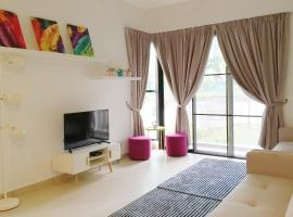 ELECTUS HOME 010 @ MIDHILLS, GENTING HIGHLANDS (FREE WIFI)