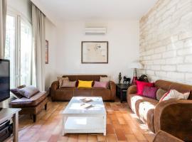 Maison avec clim/AC, jardin et parking à Aiguelongue - Class Appart