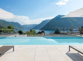 Hilton Lake Como, accessible hotel in Como