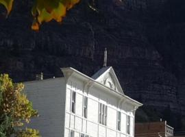 Historic Western Hotel, hotel in Ouray