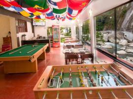 Casa Machu Picchu Hostel