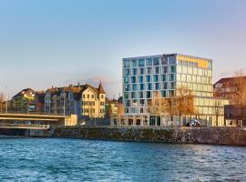 H4 Hotel Solothurn, hotel with jacuzzis in Solothurn