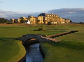 Old Course Hotel St Andrews, hotel in St. Andrews
