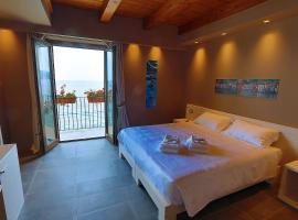 Il Casato Deluxe Rooms, hotel in Scilla
