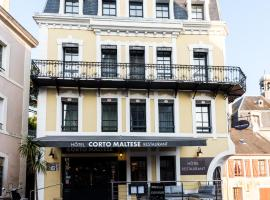 Hôtel Restaurant Corto Maltese
