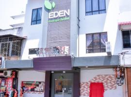 Eden Boutique Hotel, hotel di Tawau