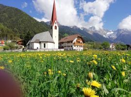 Hotel Messnerwirt, hotel a Anterselva di Mezzo