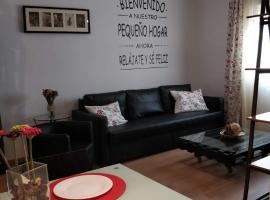 Zambra. Luminoso y coqueto apartamento en Chiclana