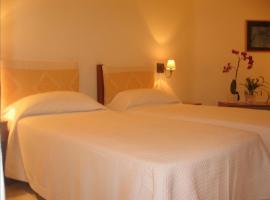 Hotel Valdiola, accessible hotel in Porto Cervo
